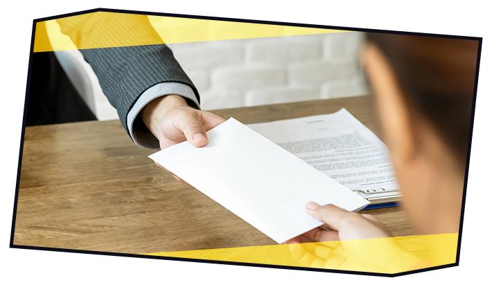 La lettre d'intention n'est pas un protocole d'accord