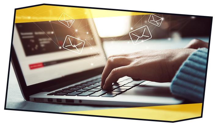 Préférez envoyer des emails avant de passer des coups de téléphone